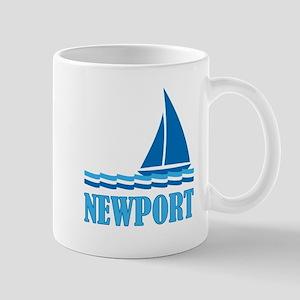 Sail Newport Mugs