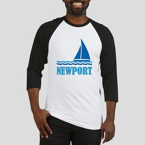 Sail Newport Baseball Jersey