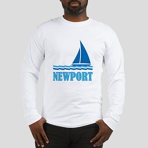 Sail Newport Long Sleeve T-Shirt