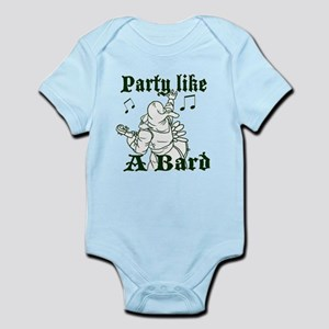 Party Like a Bard Body Suit