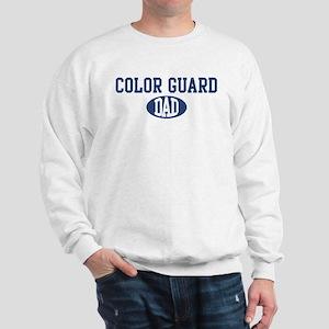 Color Guard dad Sweatshirt