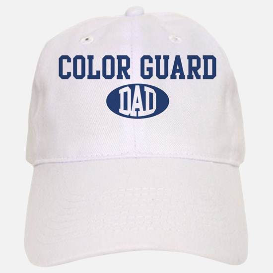 Color Guard dad Baseball Baseball Cap