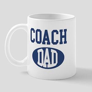 Coach dad Mug