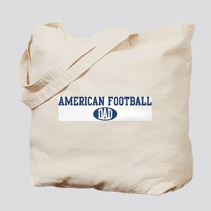 American Football dad Tote Bag