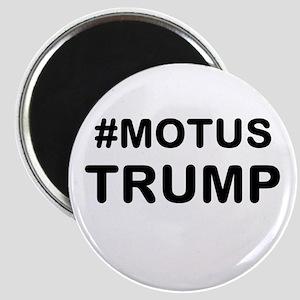 "#MOTUS TRUMP 2.25"" Magnet (10 pack)"