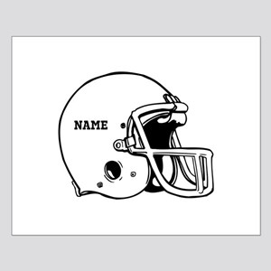 Customize a Football Helmet Posters