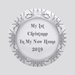 First Christmas New Home Ornament 2019