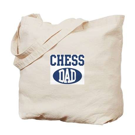 Chess dad Tote Bag