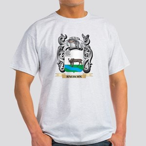 Raeburn Coat of Arms - Family Crest T-Shirt