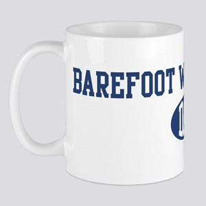 Barefoot Water Skiing dad Mug