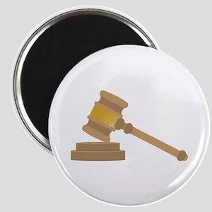 Judges Gavel Magnets