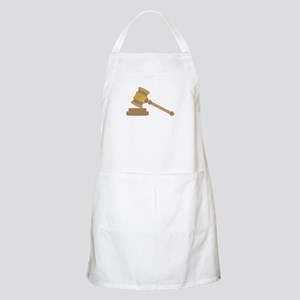 Judges Gavel Apron