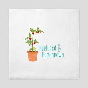 Nurtured & Homegrown Queen Duvet
