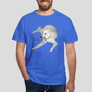 LOL Dog Dark T-Shirt