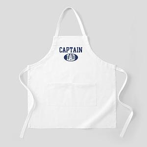 Captain dad BBQ Apron