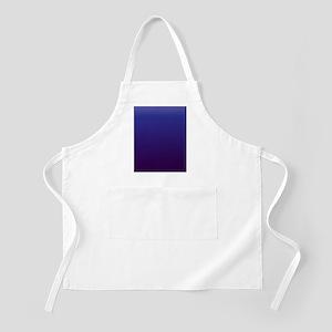 Royal Blue and Purple Apron