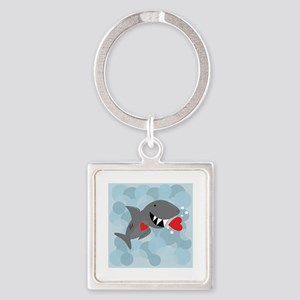 Love Shark Keychains