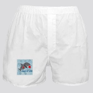 Jaws Of Love Boxer Shorts