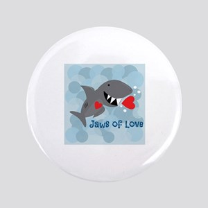 "Jaws Of Love 3.5"" Button"
