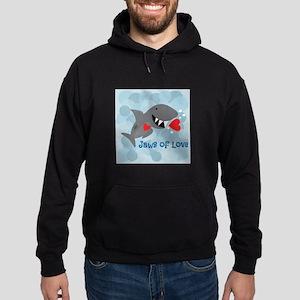 Jaws Of Love Hoodie