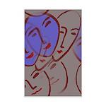 Homage To Matisse Print