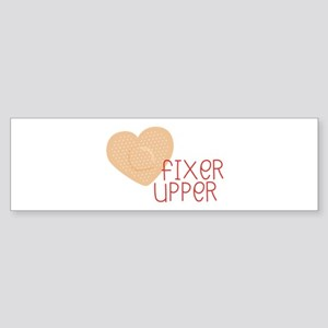 Fixer Upper Bumper Sticker