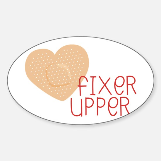 Fixer Upper Decal