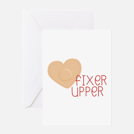 Fixer Upper Greeting Cards