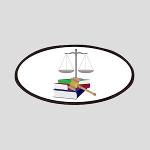 Lawyer Symbols Patches
