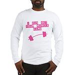 Muscle Hard Droop Long Sleeve T-Shirt