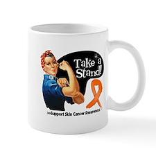 Skin Cancer Take a Stand Mugs