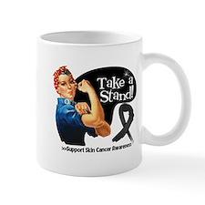 Take a Stand Skin Cancer Mugs