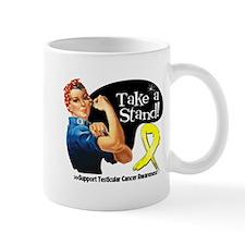 Testicular Cancer Stand Mugs