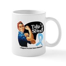Prostate Cancer Take a Stand Mugs