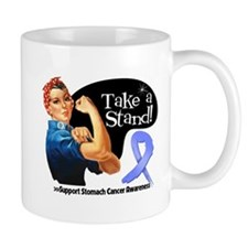 Stomach Cancer Take a Stand Mugs