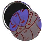 Homage To Matisse Magnet