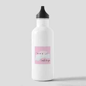 I Melt For You Water Bottle