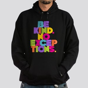 NO EXCEPTION Hoodie (dark)