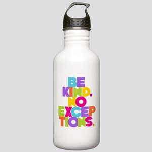 NO EXCEPTION Stainless Water Bottle 1.0L