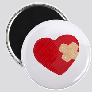 Heart Bandage Magnets