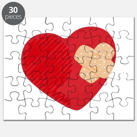 Heart Bandage Puzzle