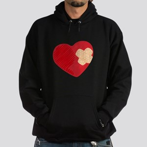 Heart Bandage Hoodie