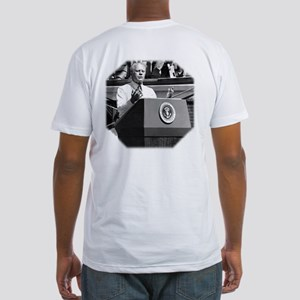 Ford Hands Up Fitted T-Shirt