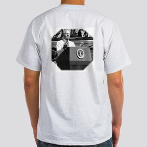 Ford Hands Up Ash Grey T-Shirt