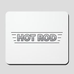 Hot Rod Mousepad