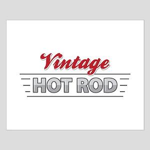 Vintage Hot Rod Posters