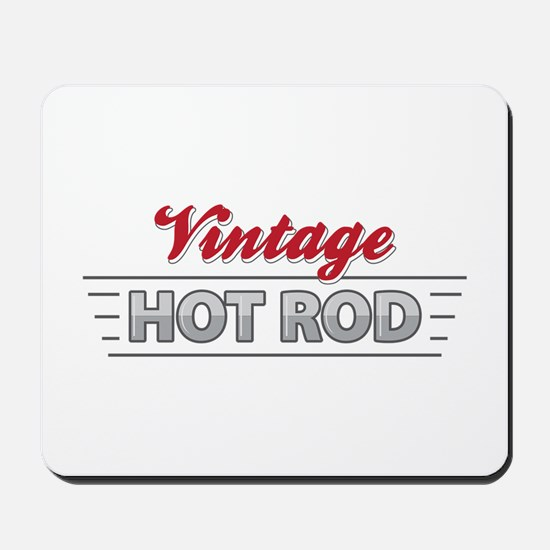 Vintage Hot Rod Mousepad