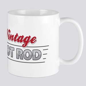 Vintage Hot Rod Mugs