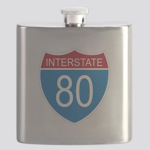 Interstate 80 Flask
