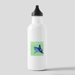Misunderstood Shark Water Bottle